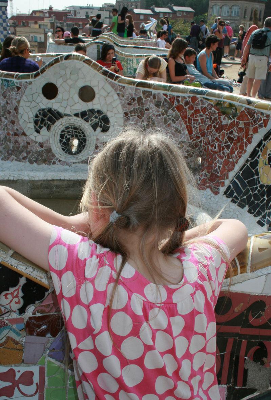 Looking at mosaics