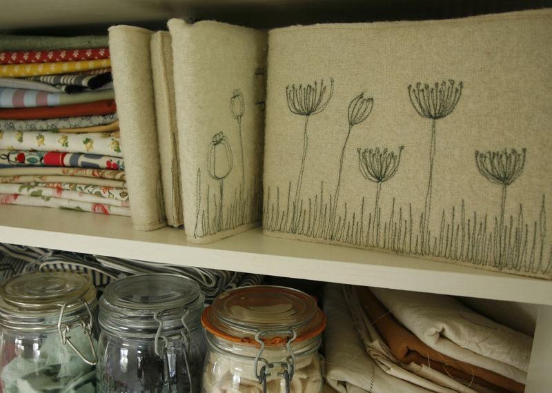 Shelf for flier