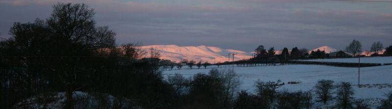 Pink hills 2