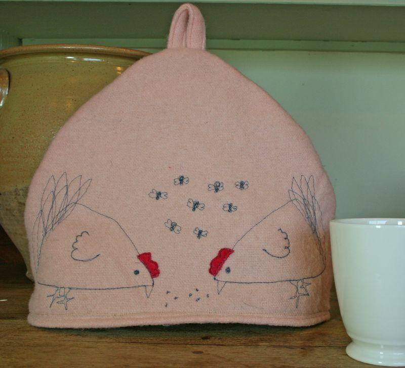 Chicken tea cosy