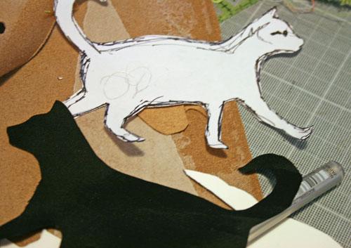 Cat-drawings