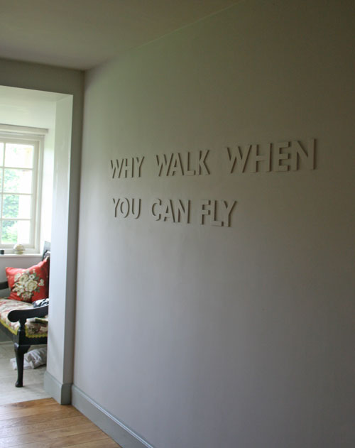 Writing-on-wall