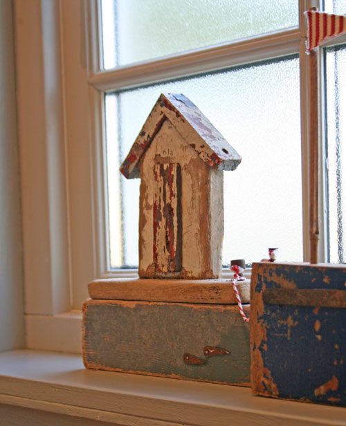 Driftwood-house