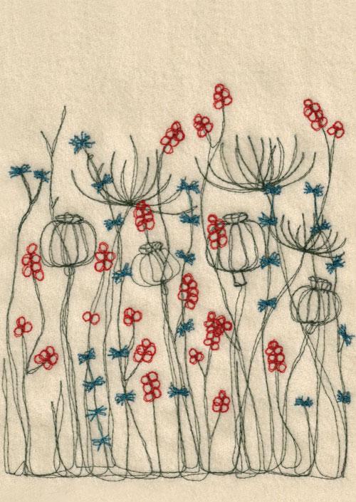 Postcards-berry