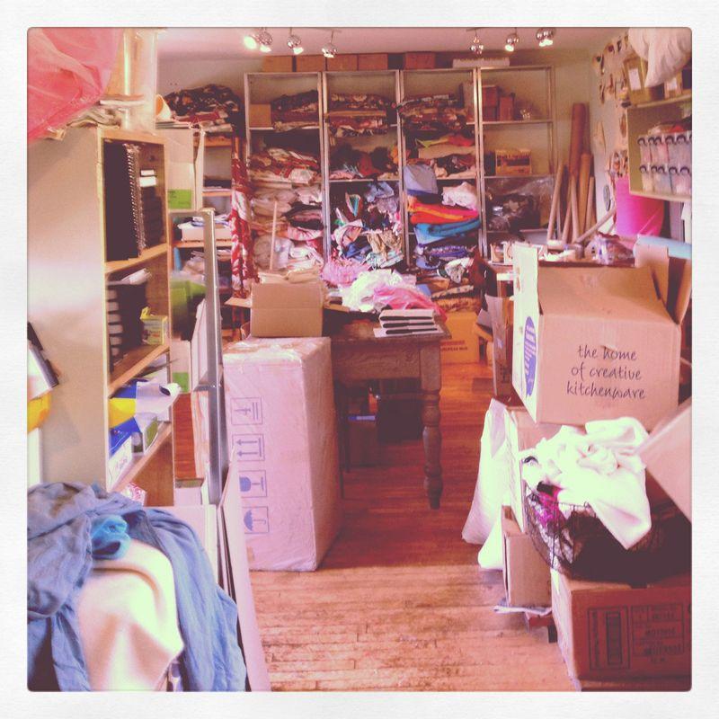 Messy-workshop