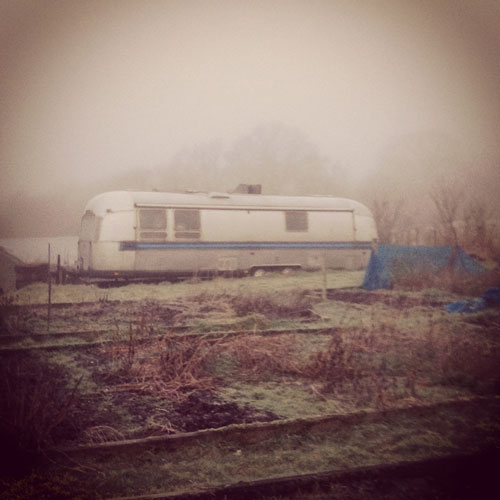 Airstream-in-fog